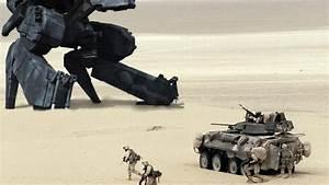 Army Robots Wallpaper