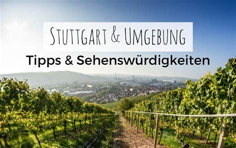 Sehenswürdigkeiten In Stuttgart & Umgebung