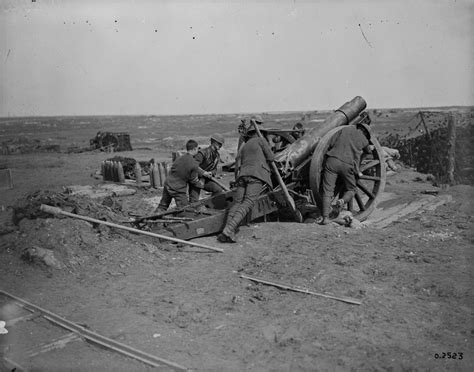 siege batterie canadian expeditionary artillery from prince edward