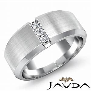 Bold bands unique mens wedding rings bridaltweet for Cool wedding rings men