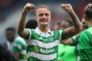 Leigh Griffiths: Celtic star bites back at Rangers ...