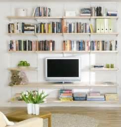 livingroom shelves living room shelving ideas hanging birch wooden shelves home interiors