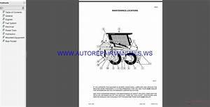 Case 1840 Skid Steer Service Manual