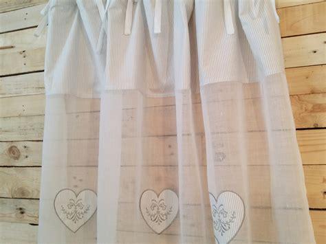 rideaux de cuisine et blanc rideau voilage blanc