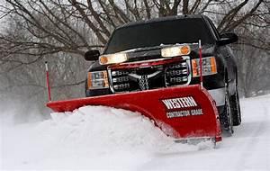 Western Snow Plow Pro-plus