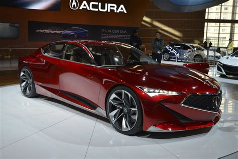 acura counting design changes to help slowing sales