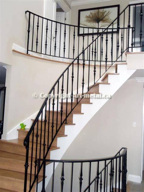 Indoor Banisters And Railings by Best 25 Indoor Stair Railing Ideas On