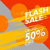 Flash Sale Promotion Poster Template Template for Free ...