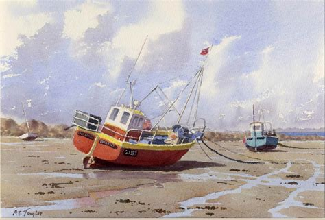 Watercolor Boat by Watercolor Boats Search Boats