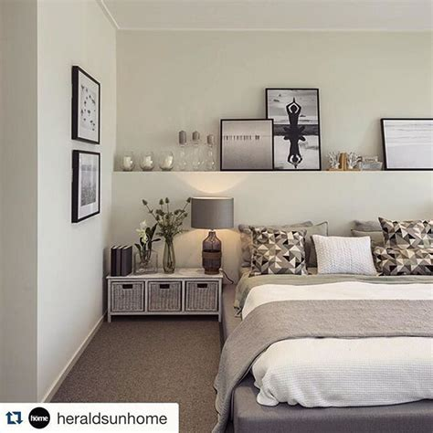 Bedroom Shelves by Width Floating Shelf Above Bed Via Boutique Homes