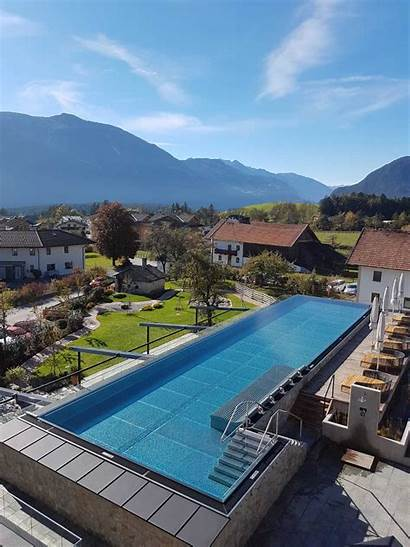 Schwarz Mieming Alpenresort Entspannung Wellness