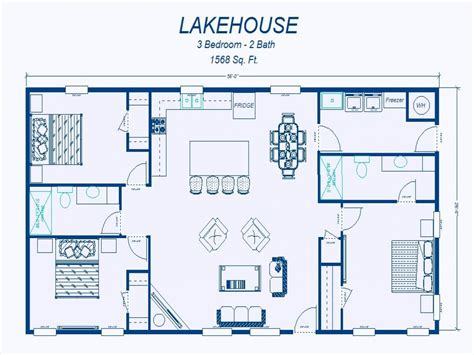 Simple 3 Bedroom House Floor Plans Simple 3 Bedroom House