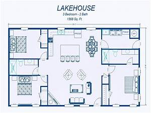 simple 3 bedroom house floor plans simple 3 bedroom house With simple three bedroom house plans