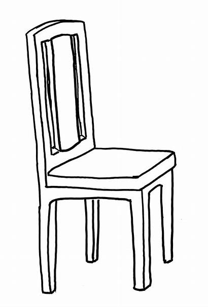 Chair Sketch Sketches Visual Paintingvalley 2d Expression
