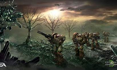 Conquer Tiberium Command Wars Games Allwallpaper Wide