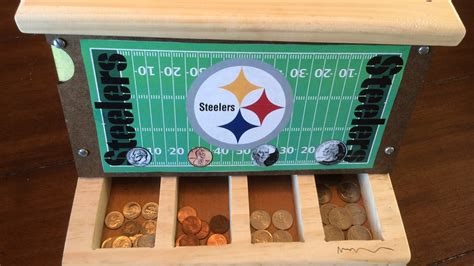 coin sorter woodworking project  kids easy youtube