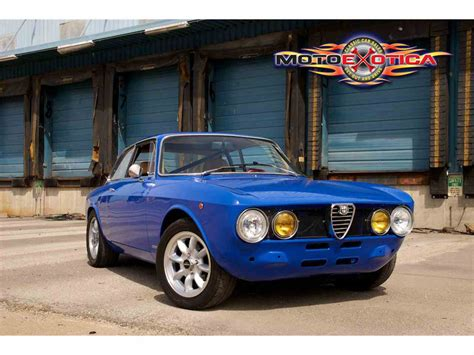 Alfa Romeo Gtv For Sale by 1974 Alfa Romeo 1750 Gtv For Sale Classiccars Cc