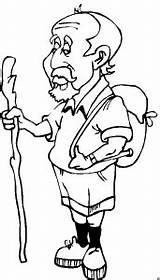 Wanderer Weite Welt Ausmalbilder Malvorlage Ausmalbild Coloring Malvorlagen Template Gratis Weitere sketch template