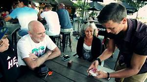 Andy Cox Street Magic - Box Trick - YouTube