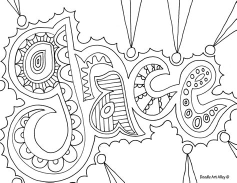 Nice Coloring Page For Older Kids