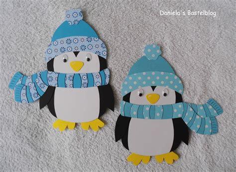Fensterbilder Weihnachten Basteln Kindergarten by Pinguin Basteln Kindergarten