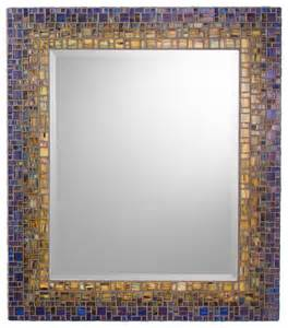 classic collection mosaic mirrors bathroom mirrors other metro by opus mosaics