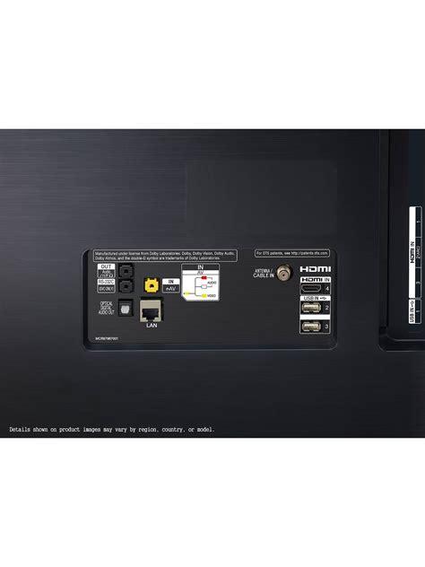 LG OLED55B9PLA (2019) OLED HDR 4K Ultra HD Smart TV, 55 ...