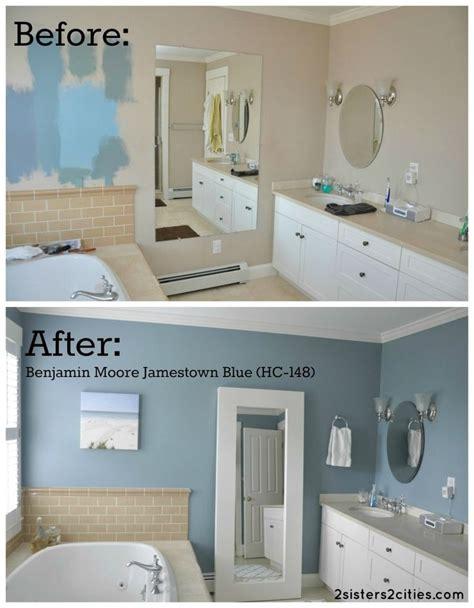 Bathroom Paint Ideas Blue by 25 Best Ideas About Blue Bathroom Paint On