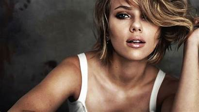 Johansson Scarlett Celebrity Wallpapers Backgrounds Desktop Celebrities