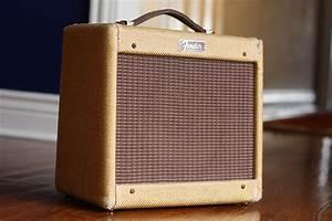 Tweed Fender Champ  U2013 Class A Amplifier