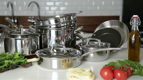Sur La Table Tri-ply Stainless Steel Cookware