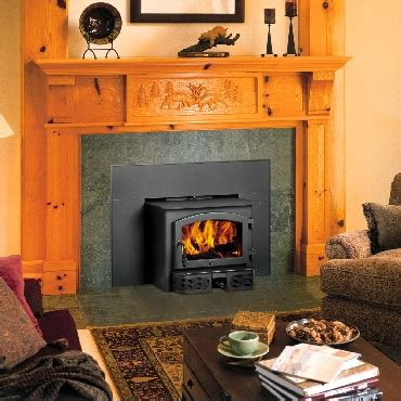 woodburning inserts