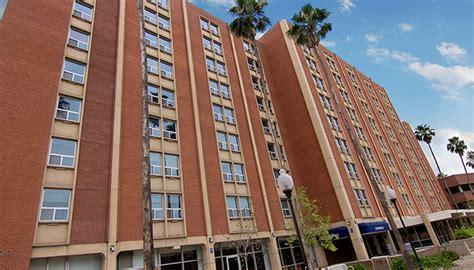 ultimate ranking  university  arizona dorms