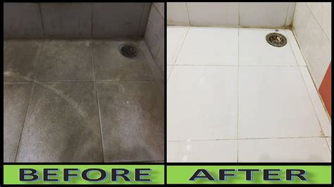 How To Clean Dirty White Tiles To Make Pure White Tiles At
