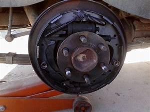 Brake Is Getting Super Hot  The Rear Passenger Side Wheel