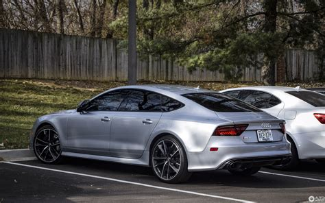 2018 Audi Rs 7 by Audi Rs7 Sportback 2015 Performance 3 January 2018