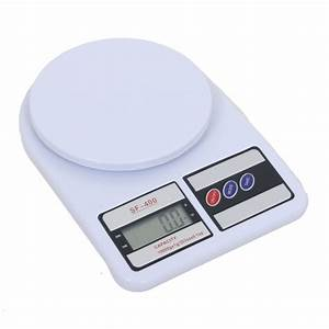 10kg Digital Electronic Weighing Scale for Kitchen, Food ...
