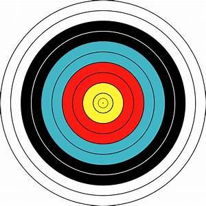 Archery Target Picture - ClipArt Best