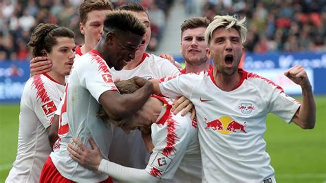 The race for the champions league schmadtke reacts angrily to rb leipzig's continued interest in lacroix. RB Leipzig: Es bleibt in der Familie | ZEIT ONLINE