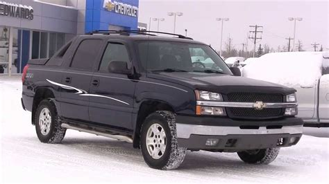 Chevrolet Avalanche 2004 by 2004 Chevrolet Avalanche In Review Deer