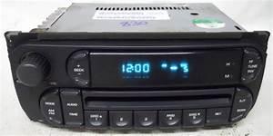 Dodge Dakota 2002 2003 2004 Factory Stereo Cd Player Radio