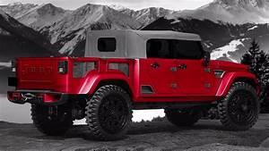 Jeep Wrangler Pick Up : 2018 jeep pickup truck front photo car release preview ~ Medecine-chirurgie-esthetiques.com Avis de Voitures