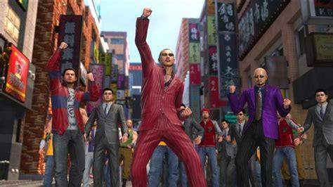yakuza  clan creator minigame announced ign