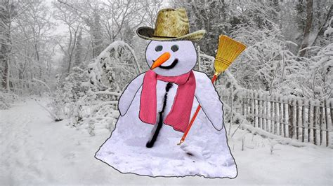 versini un bonhomme de neige est n 233 yourkidtv