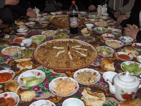 photo cuisine tajik cuisine