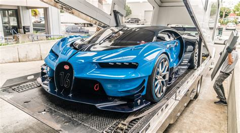Bugatti Vision Gt For Sale by Autofluence Supercar And Luxury Car News And Reviews