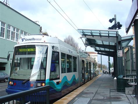 tacoma light rail theater district south 9th station
