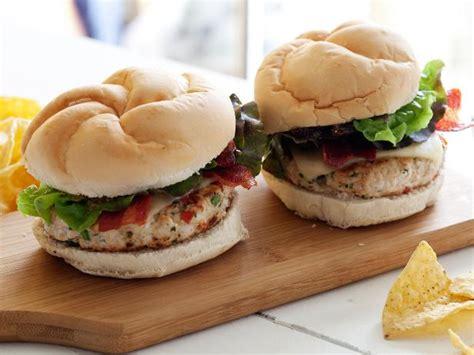southwest turkey burgers recipe rachael ray food network