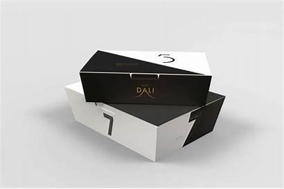 Box Packaging Mockups Tapered Mockup Eymockup