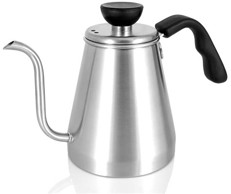 kettle tea coffee pour stove kettles gas stovetop gooseneck amazon whistling guide drip depth buying introduction pros